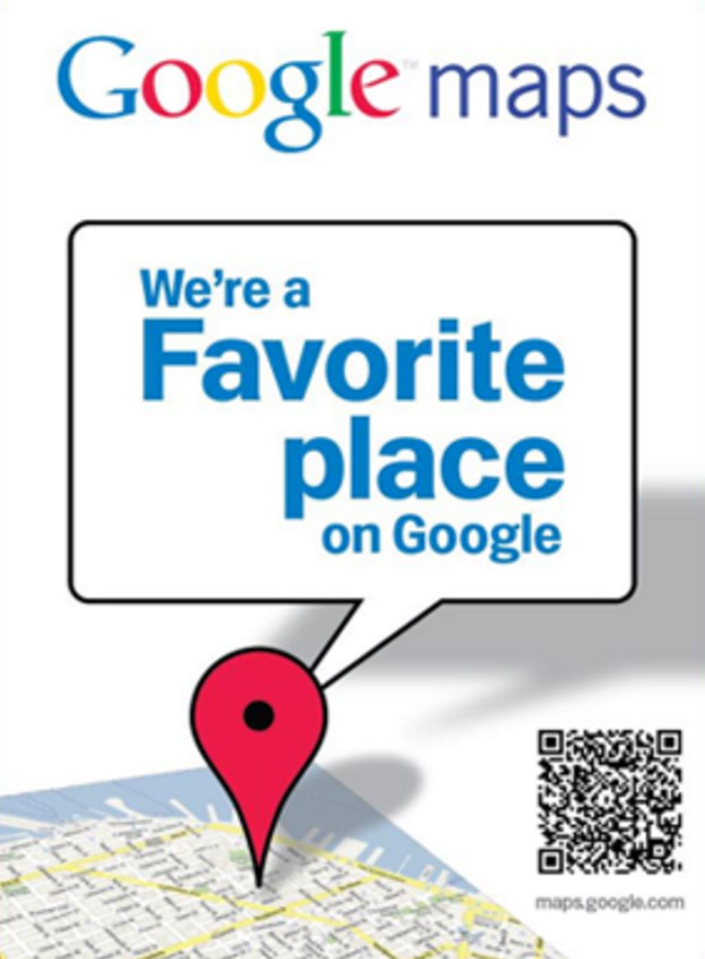 Google Favorite Place